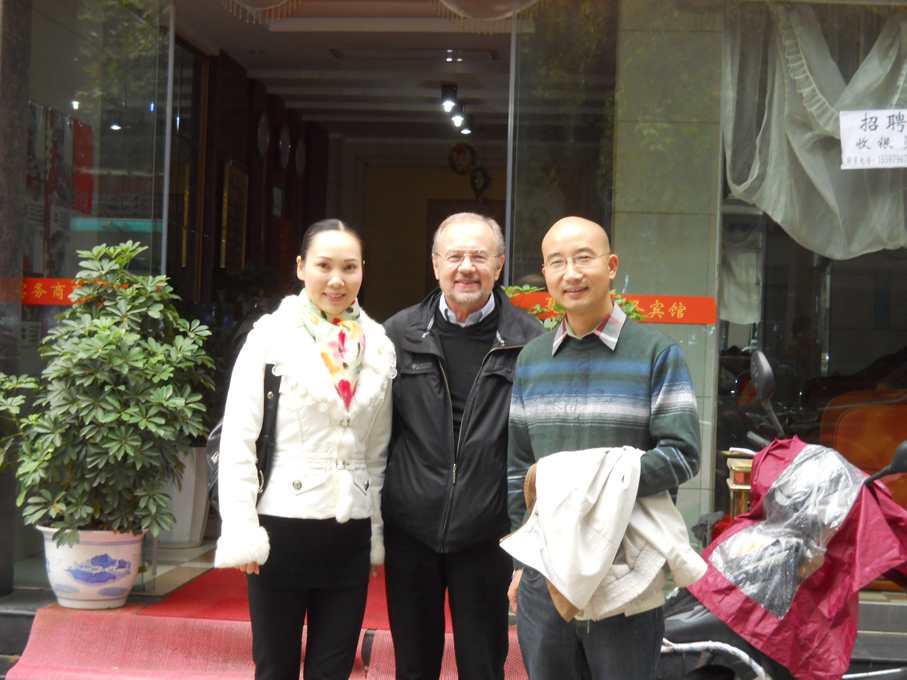 More Good Friends:Jingmen City